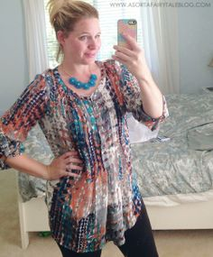 Stitch Fix #7! Woot! | A Sorta Fairytale via @Mandy Chiappini