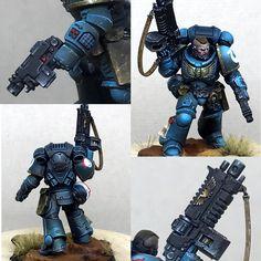 Warhammer 40k Primaris Space Marine Lieutenant