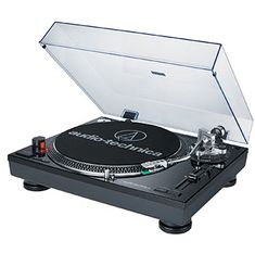 online shopping for Audio-Technica Direct Drive Professional USB Turntable - (Black) from top store. See new offer for Audio-Technica Direct Drive Professional USB Turntable - (Black) Equipment For Sale, Audio Equipment, Best Portable Record Player, Stereo Turntable, Big Speakers, Record Players, High End Audio, Audio System, Galaxies