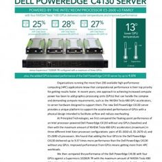 JANUARY 2015 A PRINCIPLED TECHNOLOGIES TEST REPORT Commissioned by Dell Inc. DELL POWEREDGE C4130 & NVIDIA TESLA K80 GPU ACCELERATORS Organizations runn. http://slidehot.com/resources/dell-poweredge-c4130-nvidia-tesla-k80-gpu-accelerators.64315/