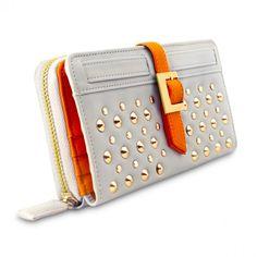 Scarlet Grey Wallet