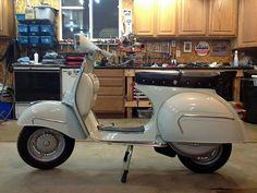 1964 Vespa GS160 MK2 #4 | Flickr - Photo Sharing!
