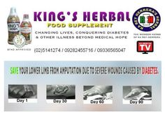 kings herbal - a unique blend of natural ingredients that gently cleanse and detoxify the body. www.kingsherbalonline.com