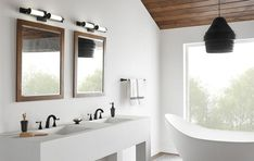 Bathroom  Lighting #visualcomfort