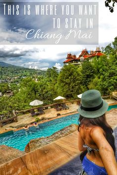 Chiang Mai Thailand Hotels: A Luxury place to stay in the lush mountains of norther Thailand. The private pool villas are absolutely dreamy. Perfect for honeymoons or romantic getaways with great amenities and amazing natural beauty all around. Put Panviman Resort of your Chiang Mai bucket list of places to stay! https://togethertowherever.com/panviman-resort-chiang-mai-review/