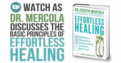 Our body is naturally designed to move towards health and away from disease, but to do so, you need to provide it with the right lifestyle ingredients. http://articles.mercola.com/sites/articles/archive/2015/08/23/effortless-healing-guidelines.aspx