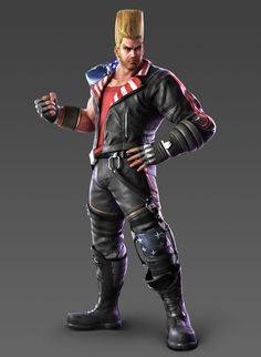Paul Phoenix Alternate Outfit character art from Tekken Fated Retribution - Outfits Game Character Design, Character Art, Tekken Wallpaper, Usa Judo, Phoenix Usa, Tekken 3, Aperture And Shutter Speed, Systems Art, Video Game Characters
