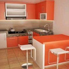 Menerima pesanan Interior rumah, hotel, cafee, aula, kantor dll, seperti : Kitchen set, Lemari, Backdrop TV, Partisi, meja, Set Kamar, Peredam Ruang dll (Office & workshop) Hub. Telp/sms/wa 0852 4822 5222 # # #  #kitchenset #rak #meja #dapur #lemari #backdrop #hpl #duco #furniture #mebeltanjung #mebeltabalong #partisi #dinding #rumah #minimalis #designrumah #bajaringan #interiorhpl #wallpaper #tabalong #partisi #rumahidaman Kitchen Sets, Kitchen Colors, Kitchen Design, Breakfast Bar Kitchen, Home Alone, Kitchen Cabinets, Floor Plans, Flooring, Interior Design