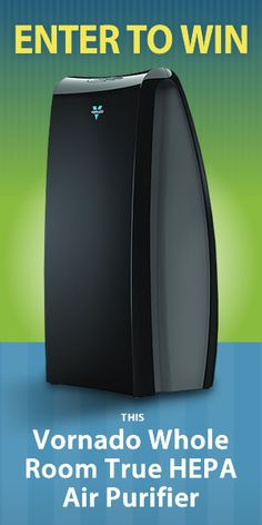 Want to win Vornado Whole Room Air Purifier? I just entered to win and you can too. http://gvwy.io/1n1f4xv