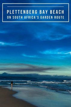 See why Plettenberg Bay Beach is a great destination on South Africa's scenic Garden Route. Beautiful Places To Visit, Beautiful Beaches, Cool Places To Visit, Africa Destinations, Travel Destinations, Wanderlust, Garden Route, Best Sunset, Destin Beach
