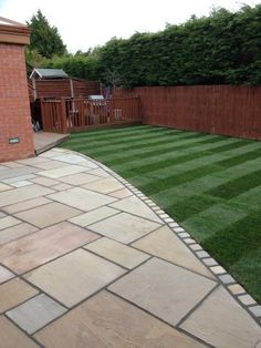 Landscaping and Gardening Services such as Fencing, Decking, Garden Design, Childrens Play Areas and Water Features. Backyard Garden Landscape, Garden Paving, Outdoor Landscaping, Backyard Patio, Garden Paths, Landscaping Ideas, Preston, Garden Design Plans, Small Garden Design