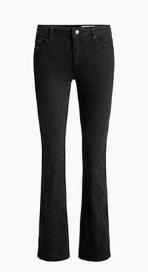 Esprit / Midnight black skinny stretch jeans