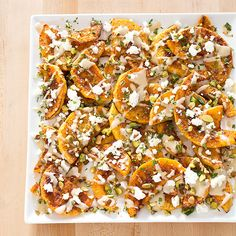 For great caramelization, don't drown squash in sugar or syrup. Instead, sharpen your knife.