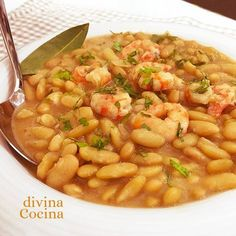 Soup Recipes Seafood Meals New Ideas Fish Recipes, Seafood Recipes, Gourmet Recipes, Soup Recipes, Cooking Recipes, Healthy Recipes, Seafood Meals, Spanish Dishes, Small Meals