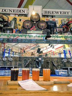 Dunedin Brewery Florida S Oldest Brewery Www Aladycrafter Com