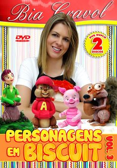Ateliê Baby Bia - by Bia Cravol: DVD