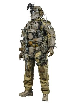 Military model specialist: Green Wolf Gear, scale weapons and figures