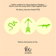 ¡Nativos Americanos - Naturaleza Psicodélica!