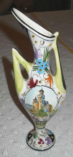 San Marino - Vase by Titano