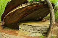 Prehistoric Shelter by Blackthroated Blue, via Flickr