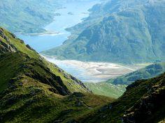 Schottland Three Summits