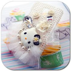 Galaxy Nexus, Hello Kitty, Trending Outfits, Awesome, Unique Jewelry, Handmade Gifts, Google, Vintage, Etsy