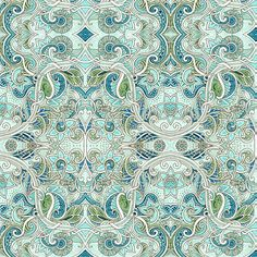 When the Snow Princess Speaks fabric by edsel2084 on Spoonflower - custom fabric