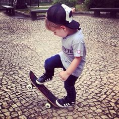 Cool Baby Boy Names 2014 #fashion #style #skateboard