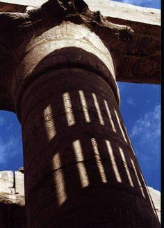 Column, Karnak Temple, Egypt