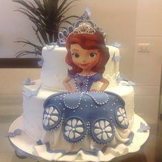 Bolo princesa Sofia | Nil Cake Cakes | Elo7