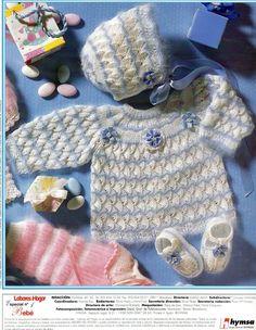 Patrón capota bebe Hood Pattern, Baby Socks, Baby Knitting, Knitted Baby, Leg Warmers, Knit Cardigan, Knit Crochet, Crochet Patterns, Bambi