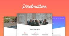 Pixelmatters is a digital product Design and Development company, based in Portugal. Find out why we should work together.