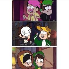 GRAVITY FALLS AND YOUTUBE MY 2 FAVORITE THINGS
