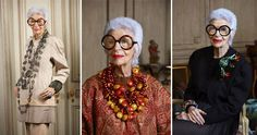 Iris Apfel ~ a true original: are you? Being organized is your foundation and from a solid base you can take flight!