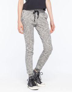 FULL TILT Try Marled Womens Jogger Pants