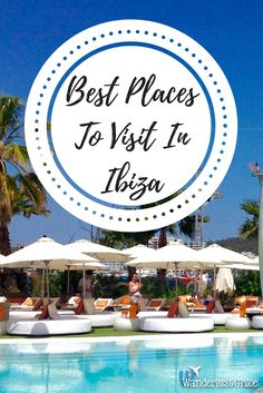 The best places to visit in Ibiza in September 2020 including top hotels, bars, restaurants, beach clubs, nightclubs and secret beaches. Ibiza Travel, Spain Travel, Nightlife Travel, Ibiza Trip, Ibiza Beach Club, Menorca, Ibiza Formentera, Oh The Places You'll Go, Cool Places To Visit