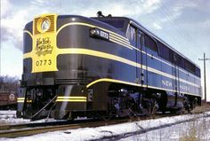 New Haven Alco PA in green and gold | by torinodave72