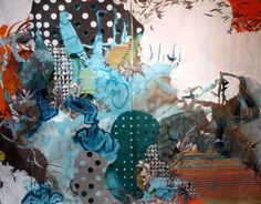 Featured Paintings by Katherine Mann
