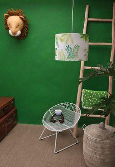 Wonderlamp Jungle #kids #wonderlamp #jungleroom #hartendief  #kidsroom #jungle #lamp