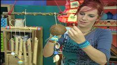 Bine Brändle zeigt, wie man mit Perlen, Muscheln und Kokosnüssen karibischen Flair ins Eigenheim bringt.