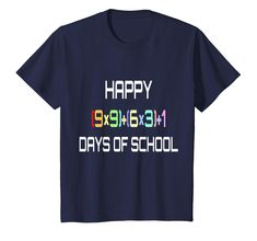 Check this Math Formula 100 Days Of School Boys Girls Teacher Kid T-Shirt . Hight quality products with perfect design is available in a spectrum of colors and sizes, and many different types of shirts!