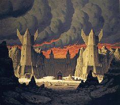 Gates of Mordor, Brothers Hildebrandt