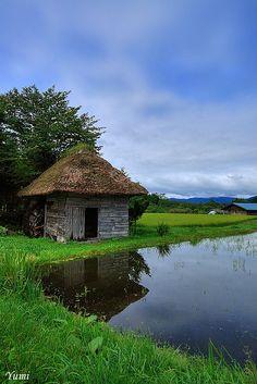 岩手ののどかな風景〜◎なんか癒されるわ〜♡/ Iwate, North East Japan