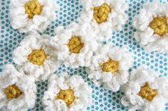 Daisies are perhaps some of the sweetest flowers around. They are so cheerful! I was in the need of bunches of daisies for an amazi...