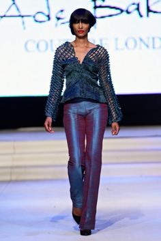 Native & Vogue Port Harcourt Fashion Week Ade Bakare Showcase - Bellanaija - September 2014 (15)