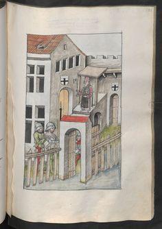 Richentalchronik - Wien, Österr. Nationalbibl., Cod. 3044