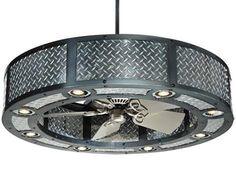 Chandel Air's Hidden Ceiling Fan Designs - 3