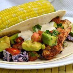 Quick Fish Tacos Allrecipes.com