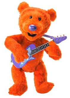 """Ojo from """"Bear in the Big Blue House"""""""