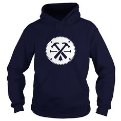Great hoodie for a proud woodworker!